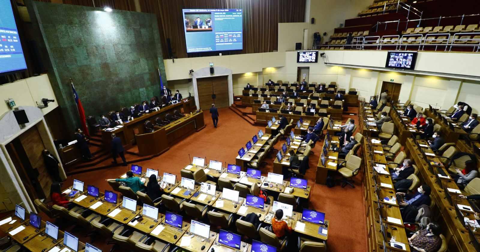 """""""Cámara de Diputados aprueba idea de legislar reajuste del salario mínimo"""""""
