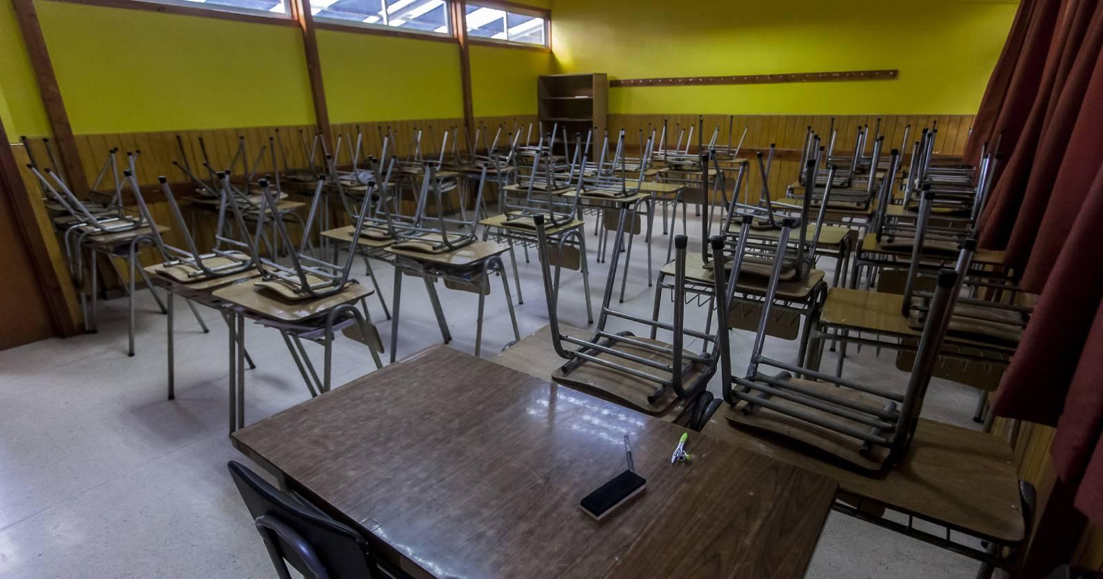 Ñuñoa y Providencia descartan volver a las clases presenciales en la Fase 3