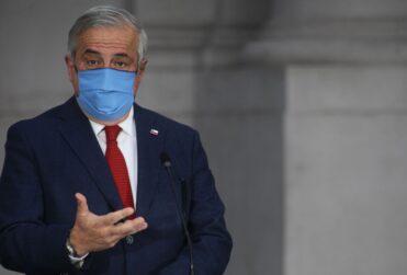 """Mañalich y las críticas por el manejo de la pandemia: """"Hay un esfuerzo por destruir el legado de Piñera"""""""