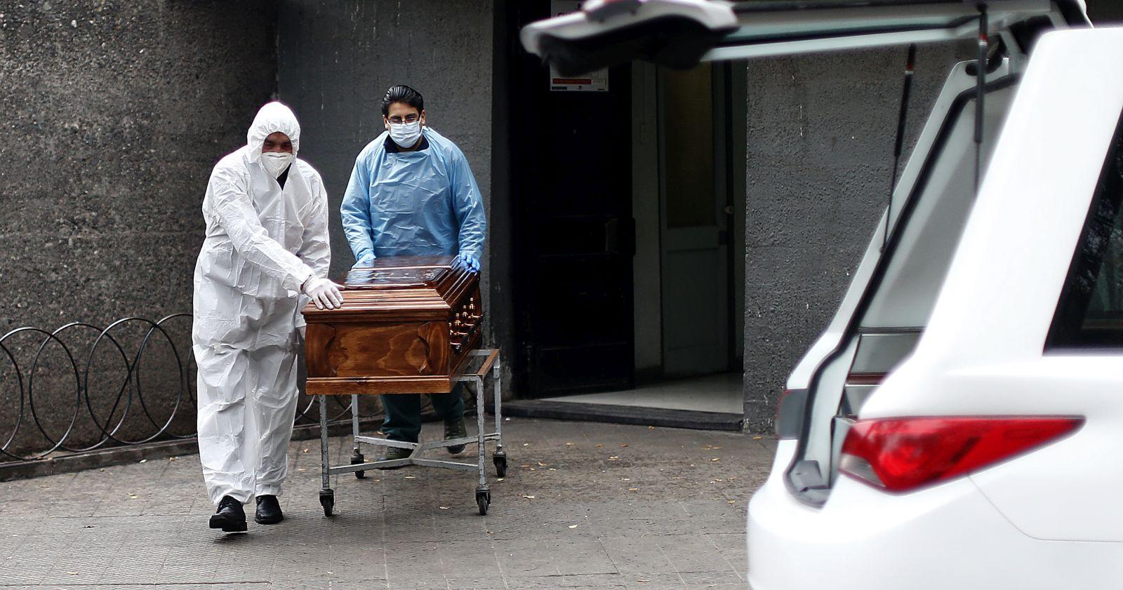 El mundo superó el millón de muertos por coronavirus