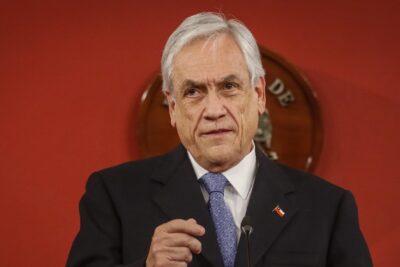 Querella contra Piñera: Justicia dispuso entrega de información por muertes COVID a la Fiscalía