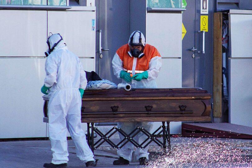 Informe epidemiológico reporta 16.688 fallecidos por COVID-19 entre casos confirmados y sospechosos