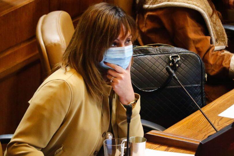 """Loreto Carvajal y denuncia por vulneración del control sanitario: """"No estaba yendo a comprar"""""""