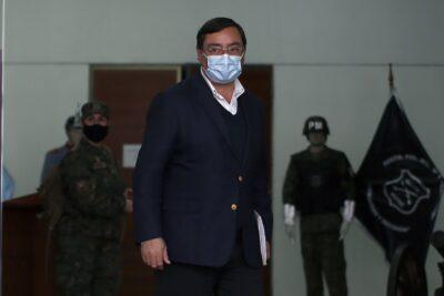 """Intendente Guevara lanza advertencia para Fiestas Patrias: """"Van a estar fiscalizando día y noche"""""""