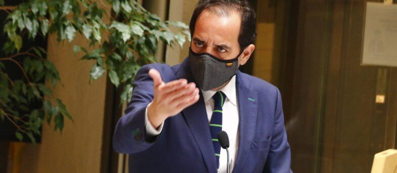 """""""Pensé que Tierra Amarilla me iba a declarar hijo ilustre"""": Jaime Mulet responde a acusación de cohecho y levanta precandidatura presidencial"""