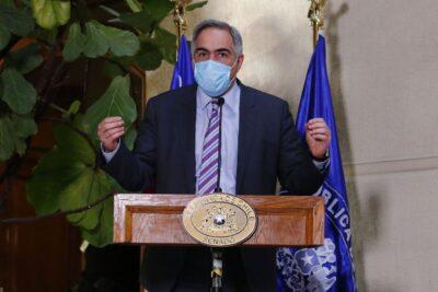 """El duro análisis de Francisco Chahuán: """"La coalición Chile Vamos no existe"""""""