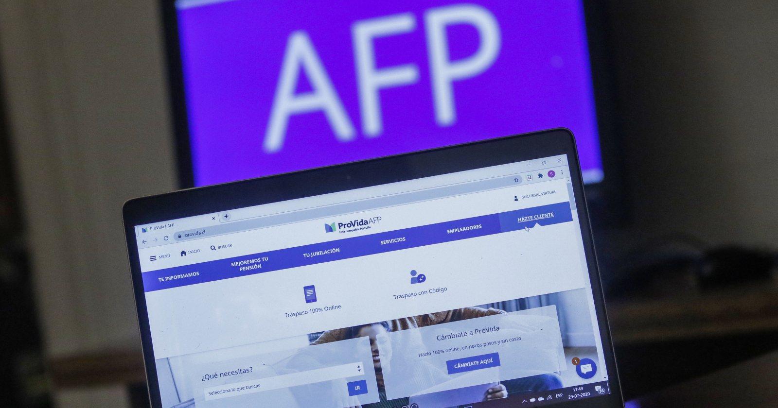 Segundo retiro: 88% de los trabajadores volvería a sacar los fondos de AFP