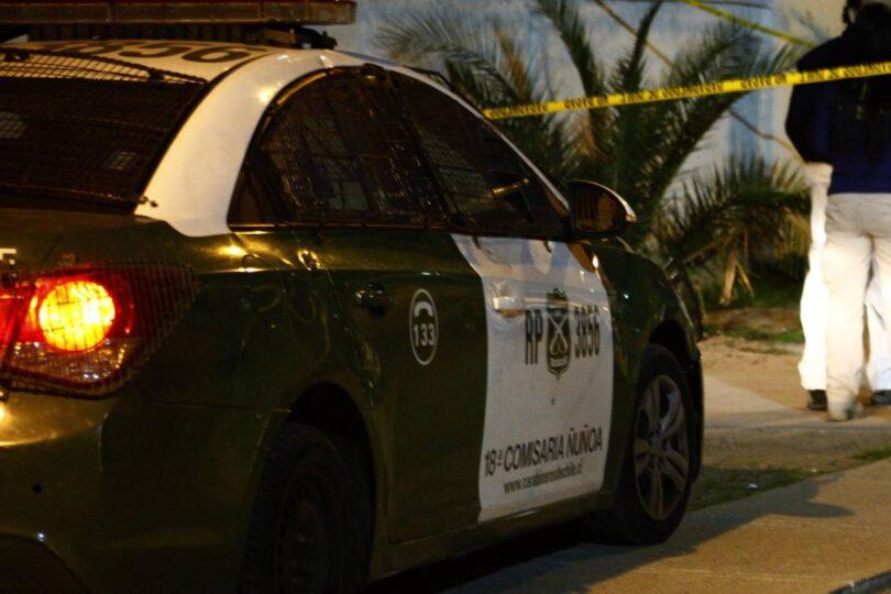 Hombre fue detenido por agredir a su hija de 13 años en San José de Maipo: joven se escondió en su pieza para denunciarlo