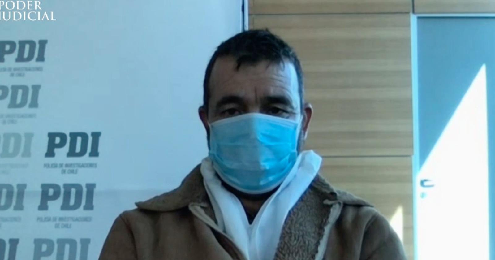 Gendarmería habría omitido incumplimientos de libertad condicional de Hugo Bustamante