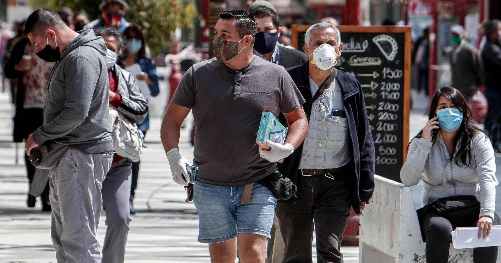 """""""Cómo evitar alergias o irritaciones en la piel por el uso de mascarilla en días de altas temperaturas"""""""