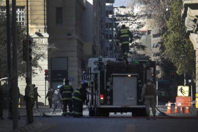 Nadie sabe: las confusas explicaciones de las autoridades sobre el olor a gas que alertó a todo Santiago