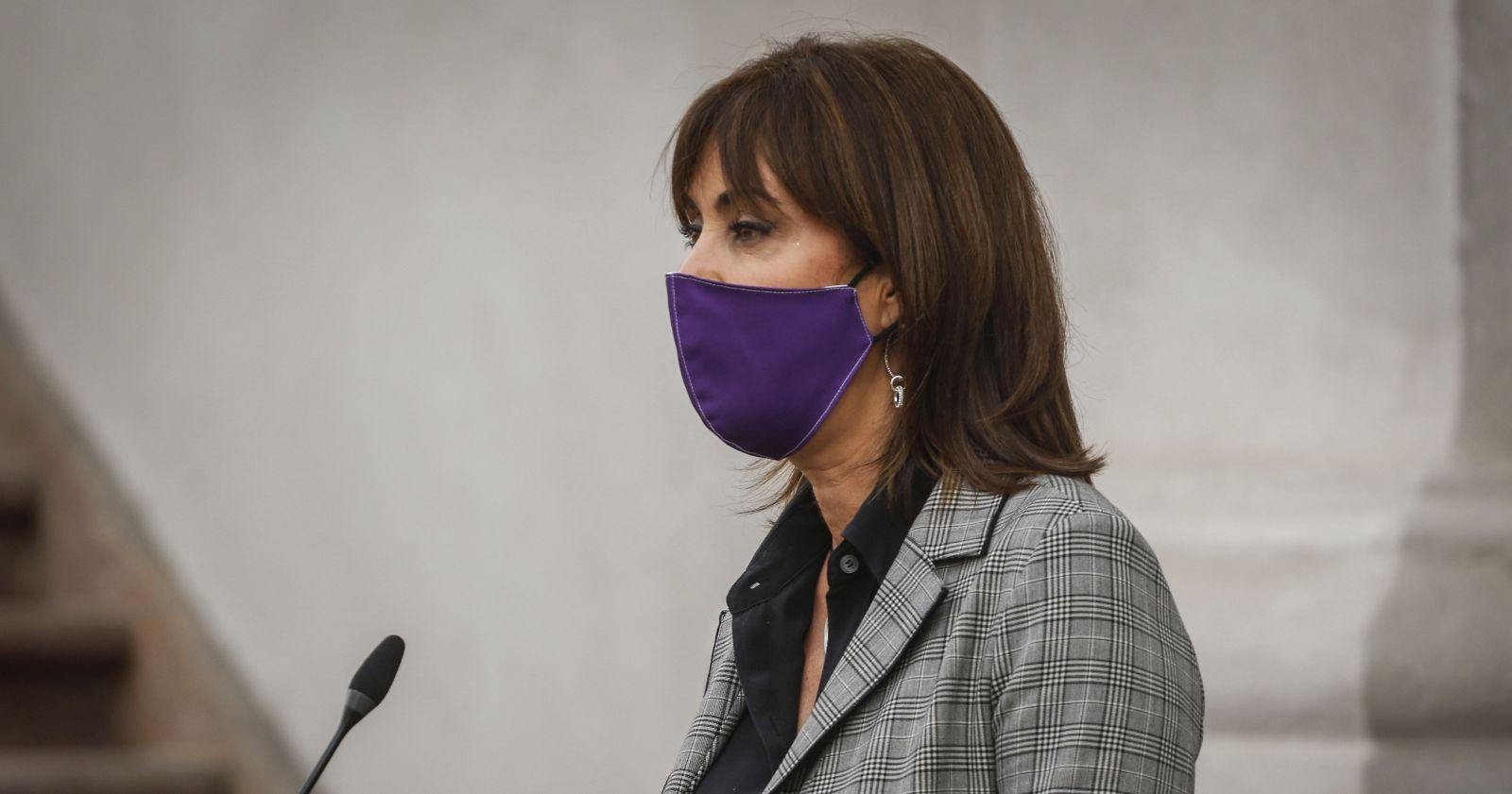 """Ministra de la Mujer por caso Valencia: """"Si tenemos un deportista que violenta a una mujer, ¿qué dicen las barras?"""""""