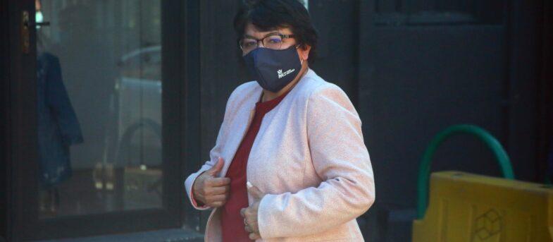 """""""Siento que no soy yo"""": el cambio de vida de la alcaldesa Claudia Pizarro tras recibir amenazas de muerte"""