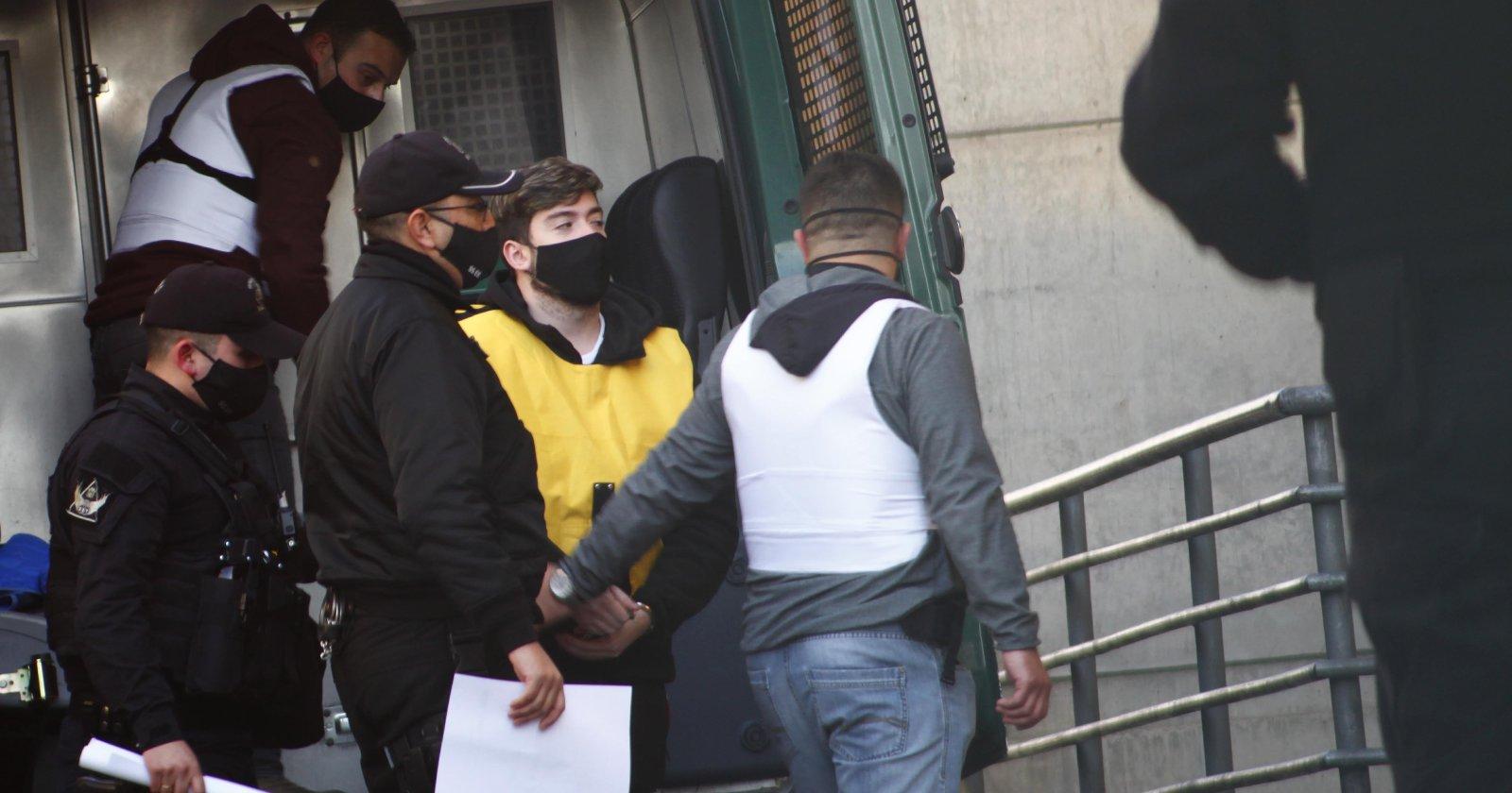 Corte confirma prisión preventiva para Nano Calderón