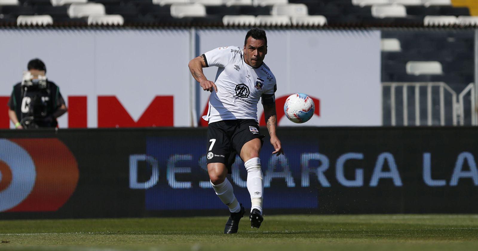 """Esteban Paredes: """"Queremos extender esa racha positiva frente a la U"""""""