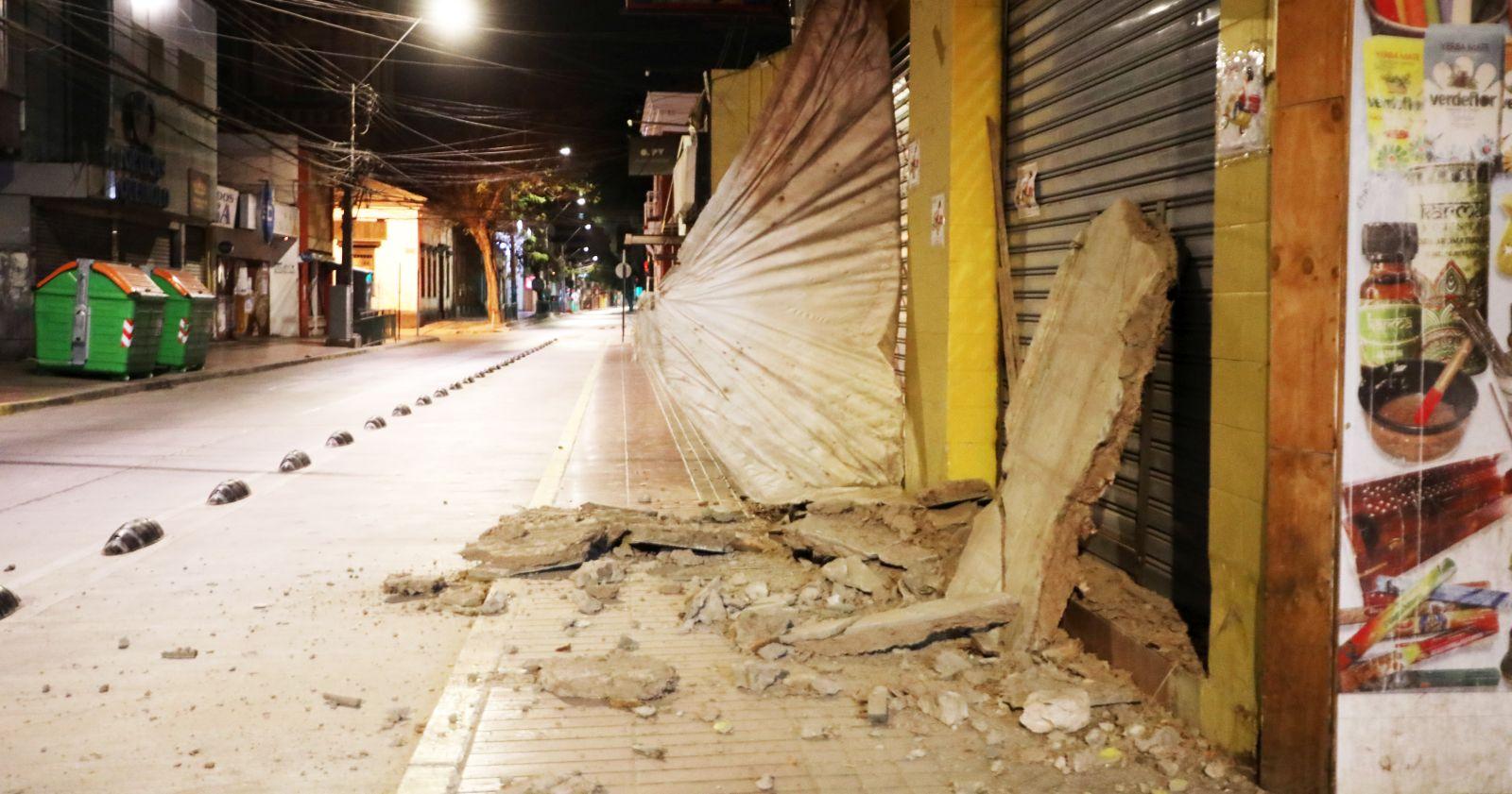 """""""Más de 30 réplicas deja sismo de magnitud 7 en Atacama"""""""