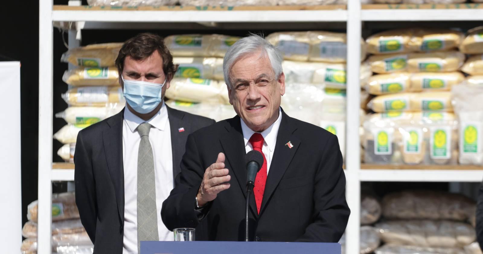 Ipsos: Piñera es el tercer presidente mejor evaluado en Latinoamérica