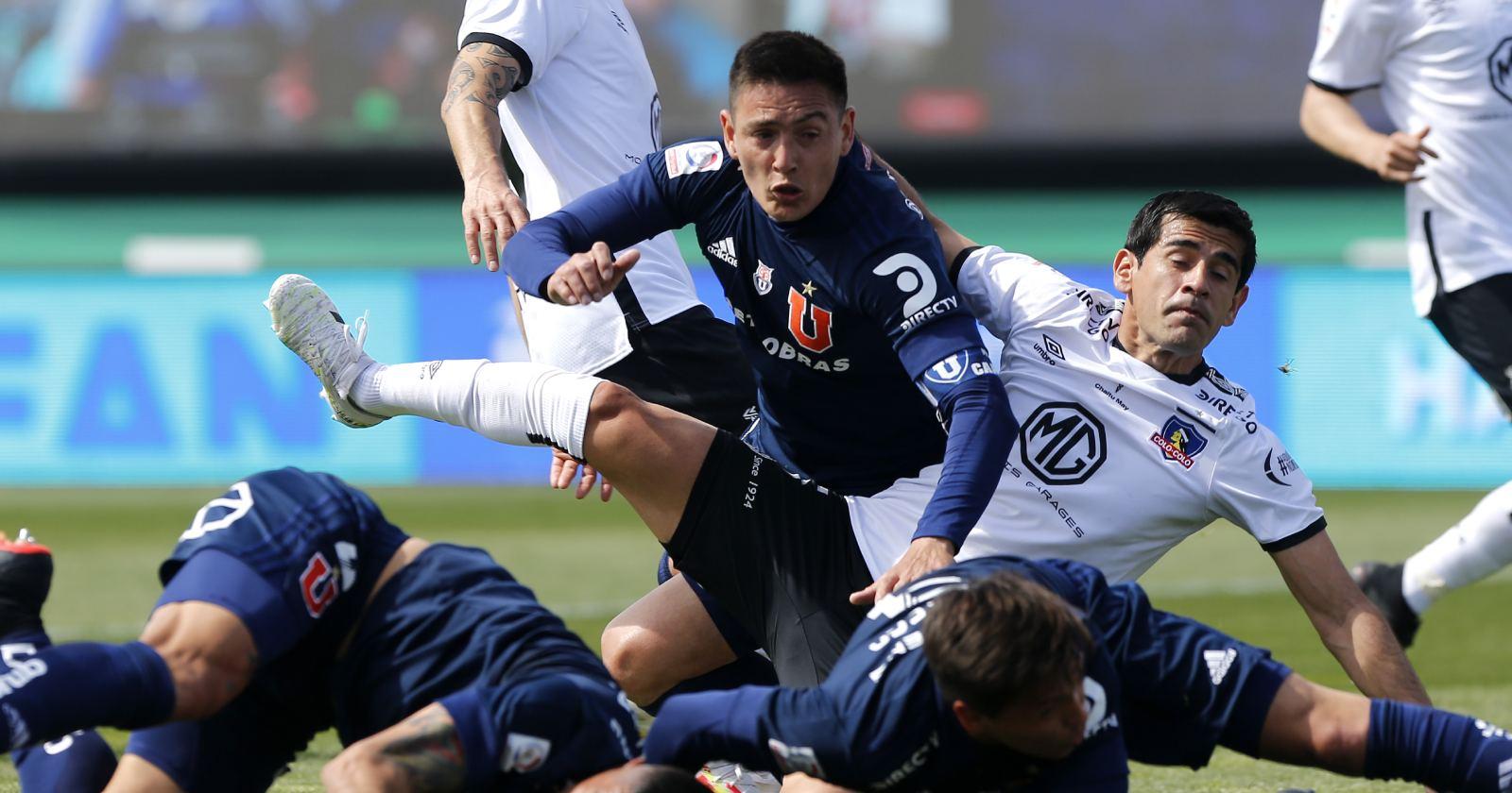 Superclásico con gusto a poco: U. de Chile y Colo Colo empatan en el Estadio Nacional