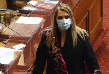 """Humanistas declaran a Jiles como carta presidencial y acusan al FA de """"operación política"""""""