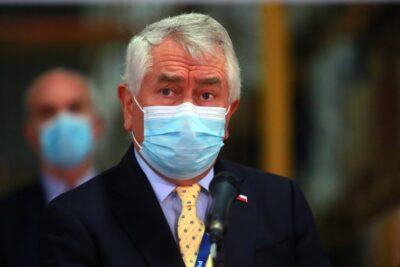 """Enrique Paris: """"En el primer trimestre del 2021 vamos a tener la vacuna en Chile"""""""