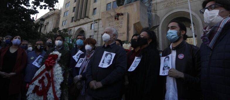 La reunión del PC para tratar división interna ante violaciones de los DD.HH. en Venezuela