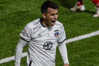 Colo Colo lo dio vuelta ante Peñarol y es líder en Copa Libertadores