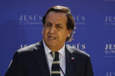 """El espaldarazo de Víctor Pérez a Mañalich: """"El ministro salvó vidas"""""""