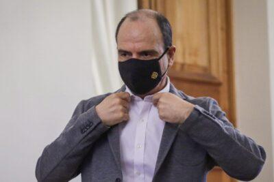 """Monckeberg por el proceso constituyente: """"Va a formar parte del legado del Presidente Piñera"""""""
