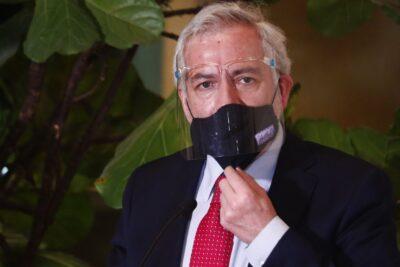 Fiscalía solicitará formalizar a Raúl Guzmán por delito contra la salud pública