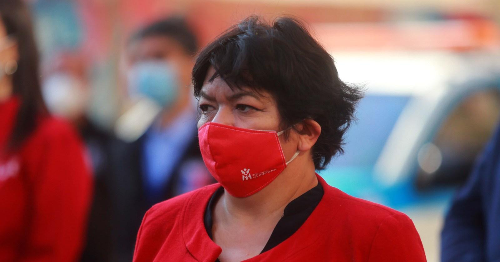 Alcaldesa Claudia Pizarro recordó que tiene protección policial tras amenazas de muerte