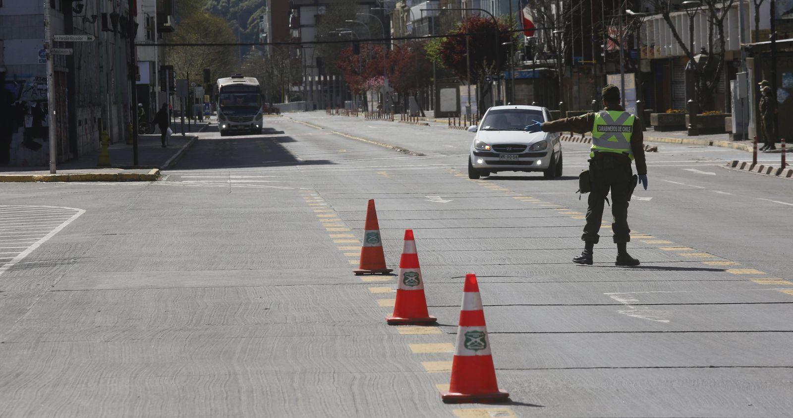 Carabineros detuvo a casi 3 mil personas por infracciones en Fiestas Patrias