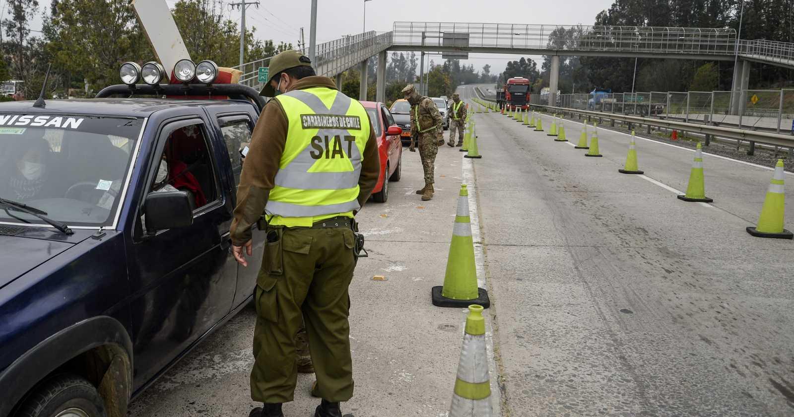 Balance de Fiestas Patrias: 20 personas fallecidas y más de 14 mil vehículos devueltos desde cordones sanitarios