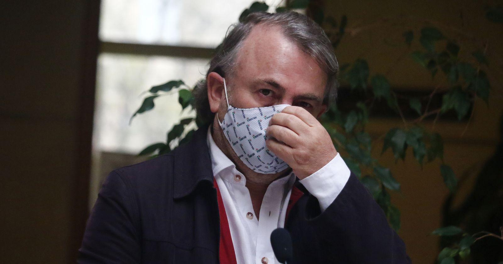 """""""Ofende a las instituciones"""": embajada de Italia se indignó con confesión de Pepe Auth"""