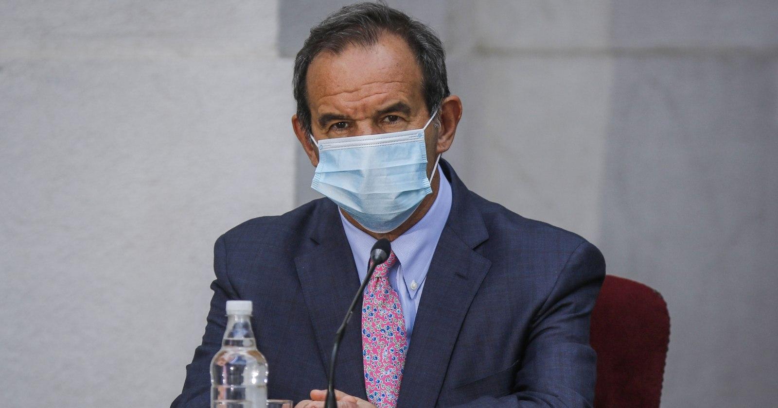 Allamand descartó contradicción ante rechazo a firmar Acuerdo de Escazú