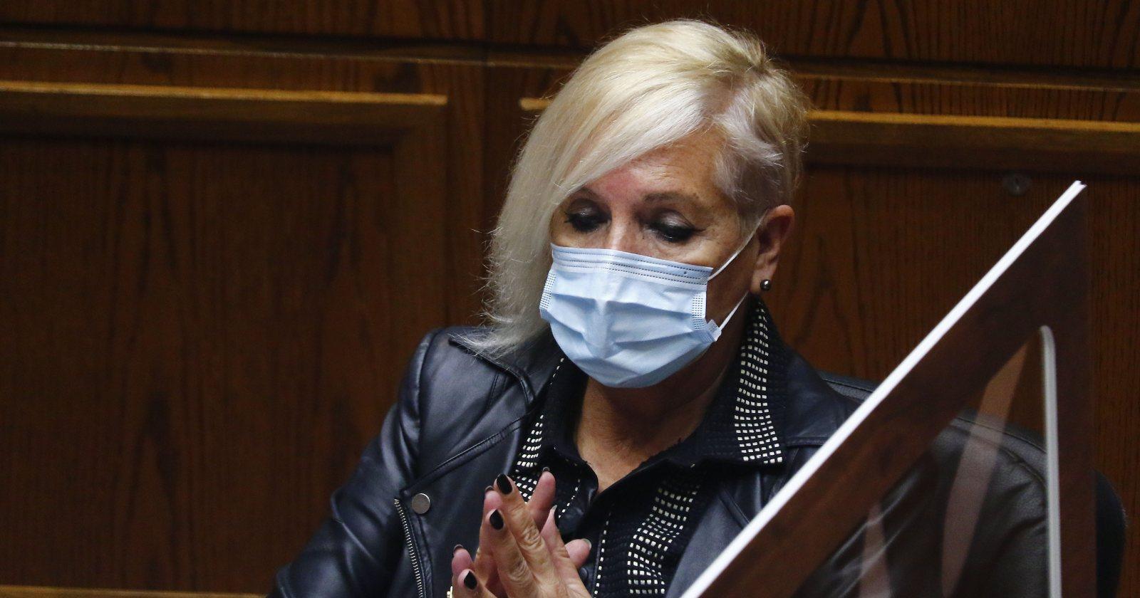 Senado rechaza acusación constitucional contra jueza Silvana Donoso