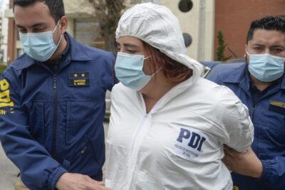 Madre de Ámbar Cornejo fue detenida por su participación en el crimen de la joven