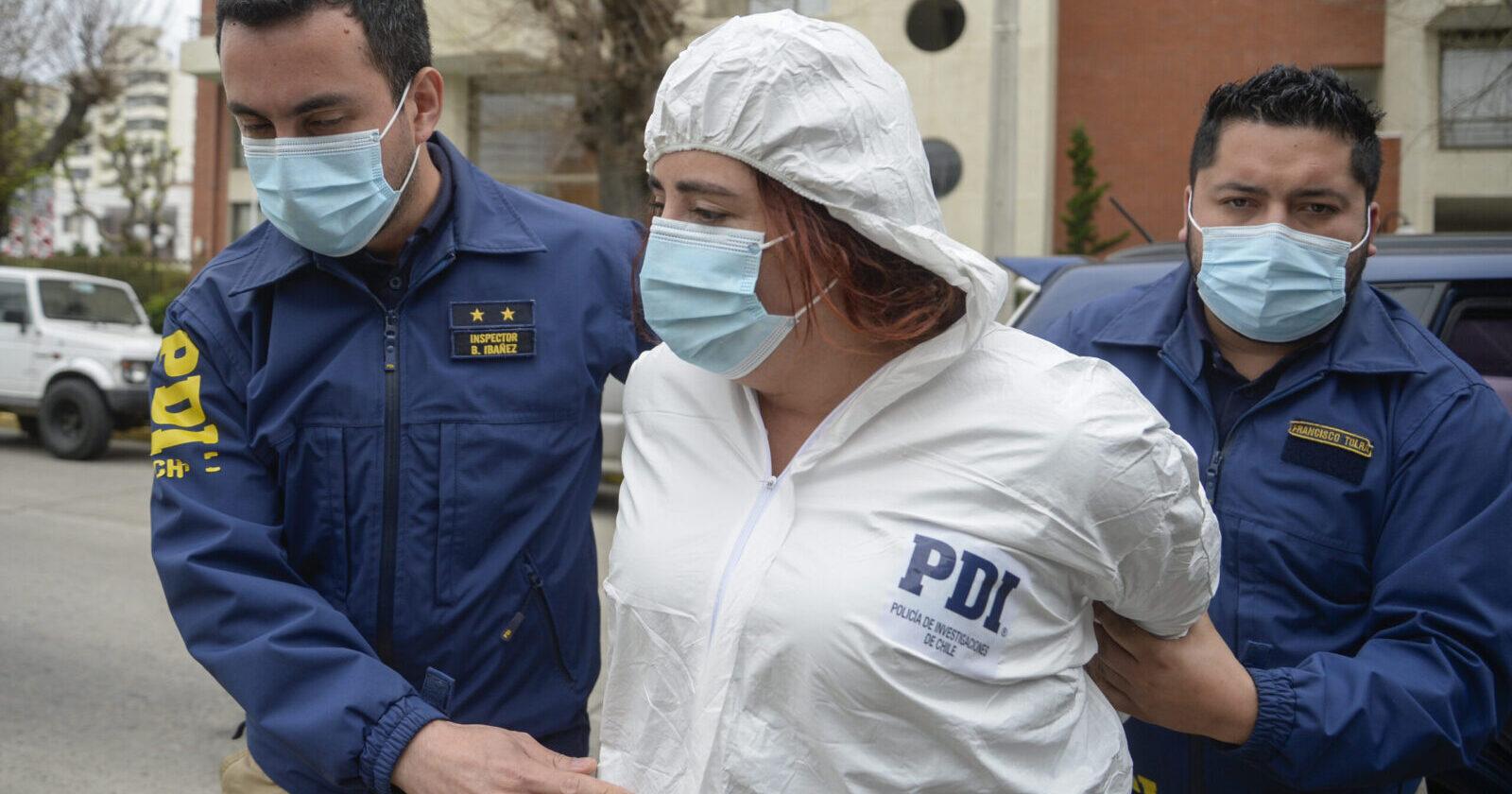 """""""Madre de Ámbar Cornejo fue detenida por su participación en el crimen de la joven"""""""