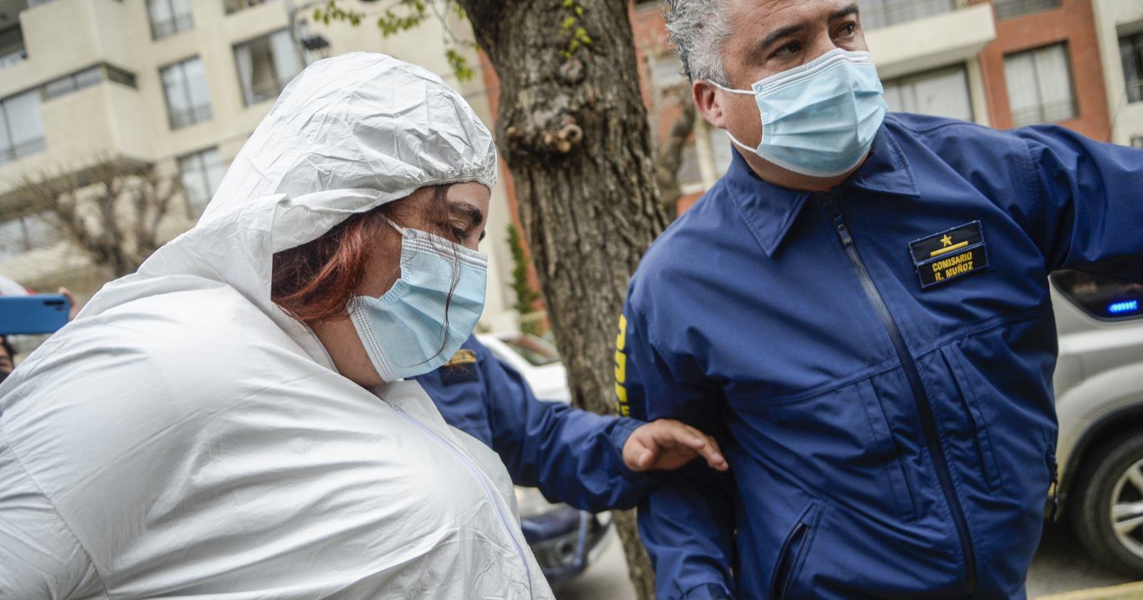 Decretan prisión preventiva para madre de Ámbar Cornejo