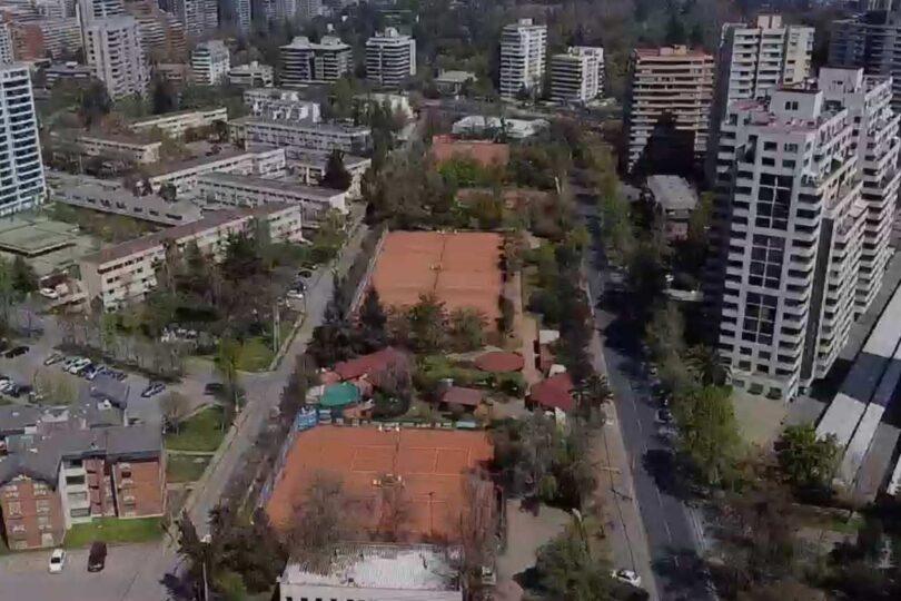 Vecinos de Las Condes rechazan proyecto de viviendas sociales