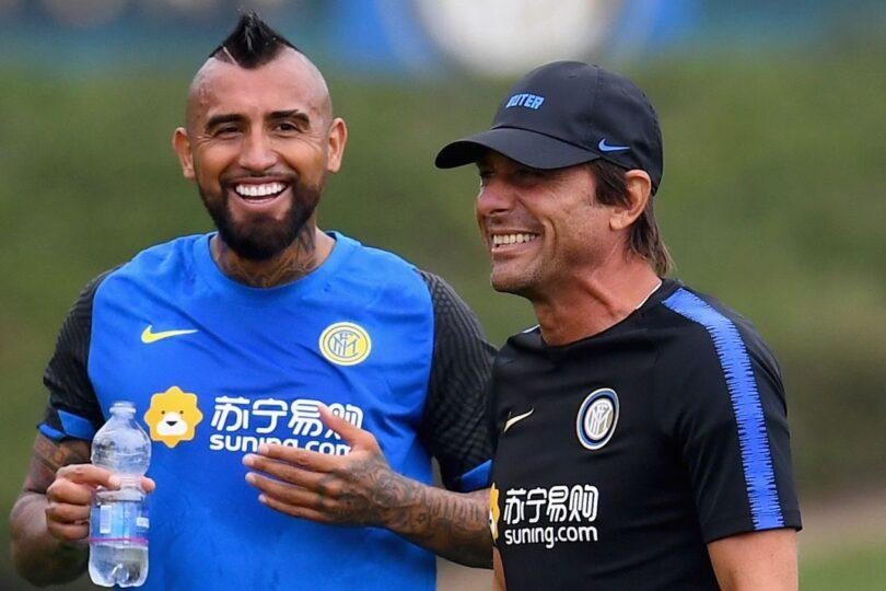 """Marchisio reveló un """"fallido castigo"""" de Antonio Conte a Arturo Vidal en la Juventus"""