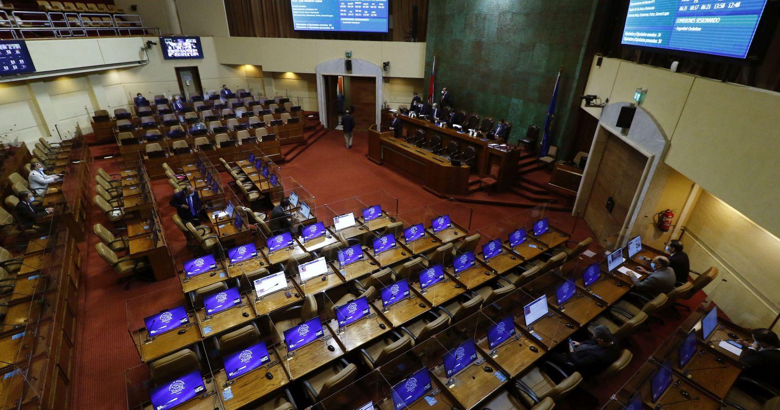 """""""Cámara de Diputados rechazó aumento de $6 mil al salario mínimo"""""""