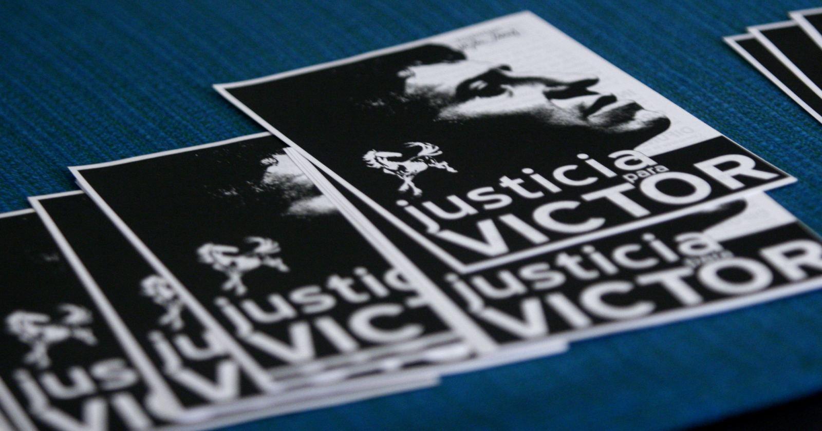 """""""UDI defiende cita a Víctor Jara:"""