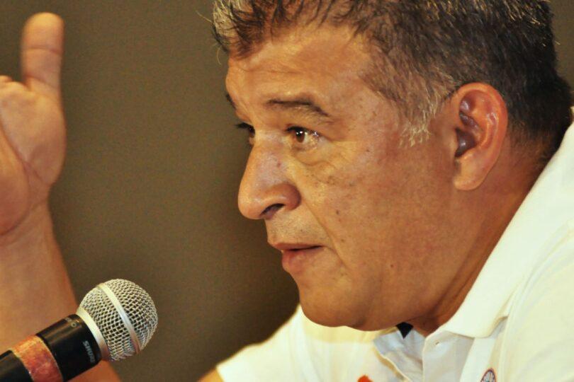 """Claudio Borghi y la crisis de Colo Colo en Copa Libertadores: """"Está perdiendo el prestigio que ha ganado"""""""