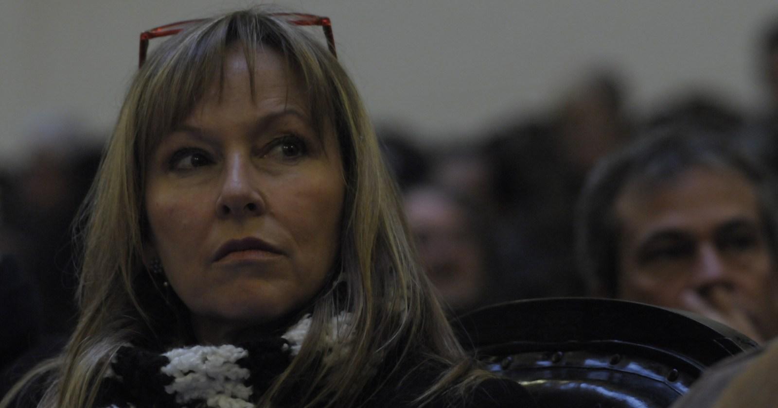 """""""Carabineros aclara detención de hija de Ana María Gazmuri"""""""