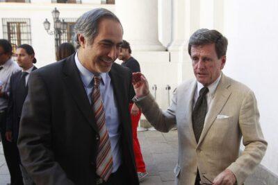 Carlos Larraín confirma que irá por la presidencia de RN y presiona a Chahuán