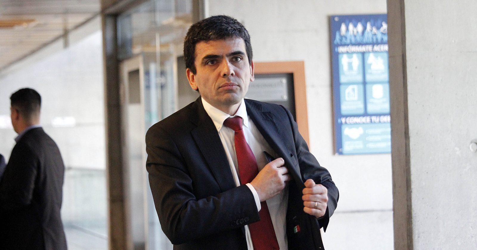 """""""Ex fiscal Gajardo y supuesta"""