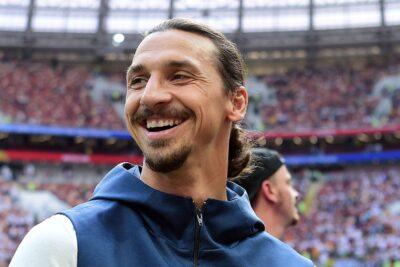 """Zlatan Ibrahimovic: """"El COVID tuvo el coraje de desafiarme"""""""