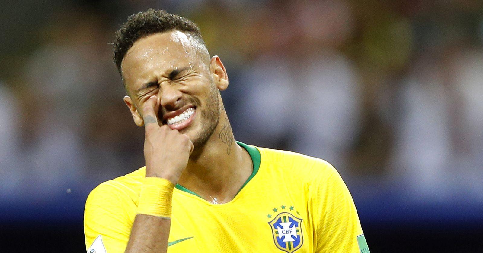 Neymar entró en la lista de morosos de la Hacienda española