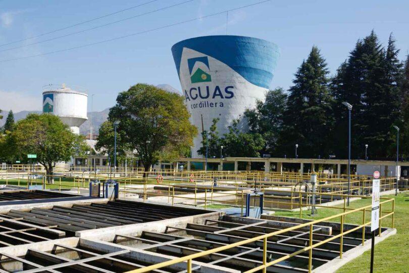 Aguas Andinas define metas de reducción de emisiones al 2030 y se convierte en la primera sanitaria del mundo en hacerlo