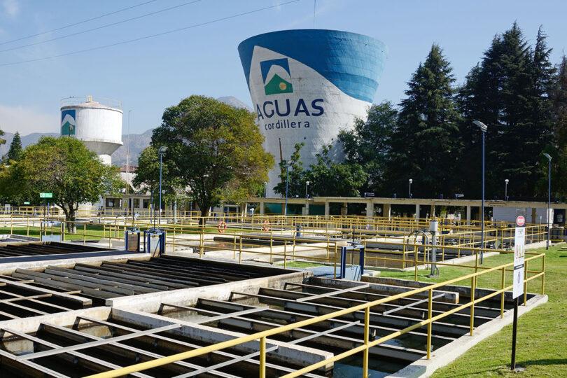 Ambiciosa meta de Aguas Andinas que busca reducir su emisiones fue presentada en la Cumbre de Acción Climática de la ONU